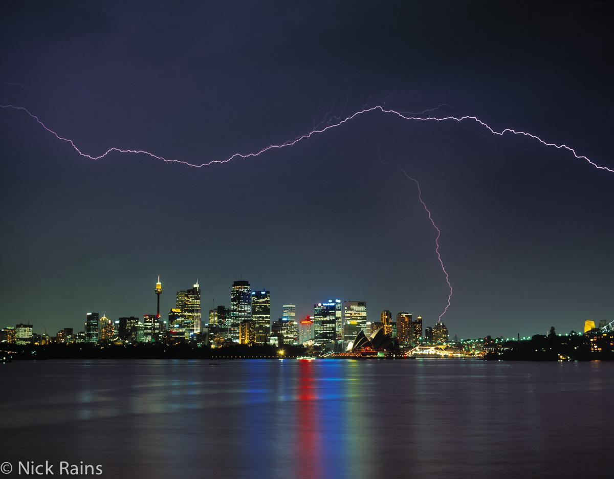 sydney storm - photo #40